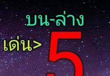 หวยทำมือ เลขเด่น เลขดับ เทพบันลือ งวดนี้ 1/8/63