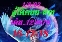 หวยลับ ห้องวีไอพี หวยvip 16/8/63