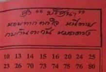 ใบ้หวย นิตยสารภาพปริศนา พร้อมคำแปล16/10/63