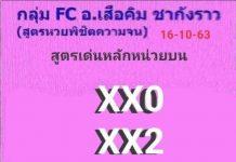 หวยพิชิตความจน เสือคิม ชากังราว คู่โต๊ด 16/10/63