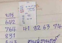 เลขเด็ด หวยคนสุราษฎร์ เด็กสุราษฎร์16/11/63