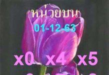 เลขดับงวดนี้ เวียงพิงค์1/12/63