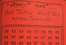ใบ้หวย นิตยสารภาพปริศนา พร้อมคำแปล1/4/64