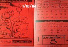 ใบ้หวย นิตยสารภาพปริศนา พร้อมคำแปล1/10/64